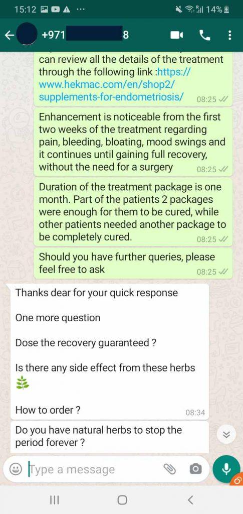 Endometriosis and Uterine Fibroids